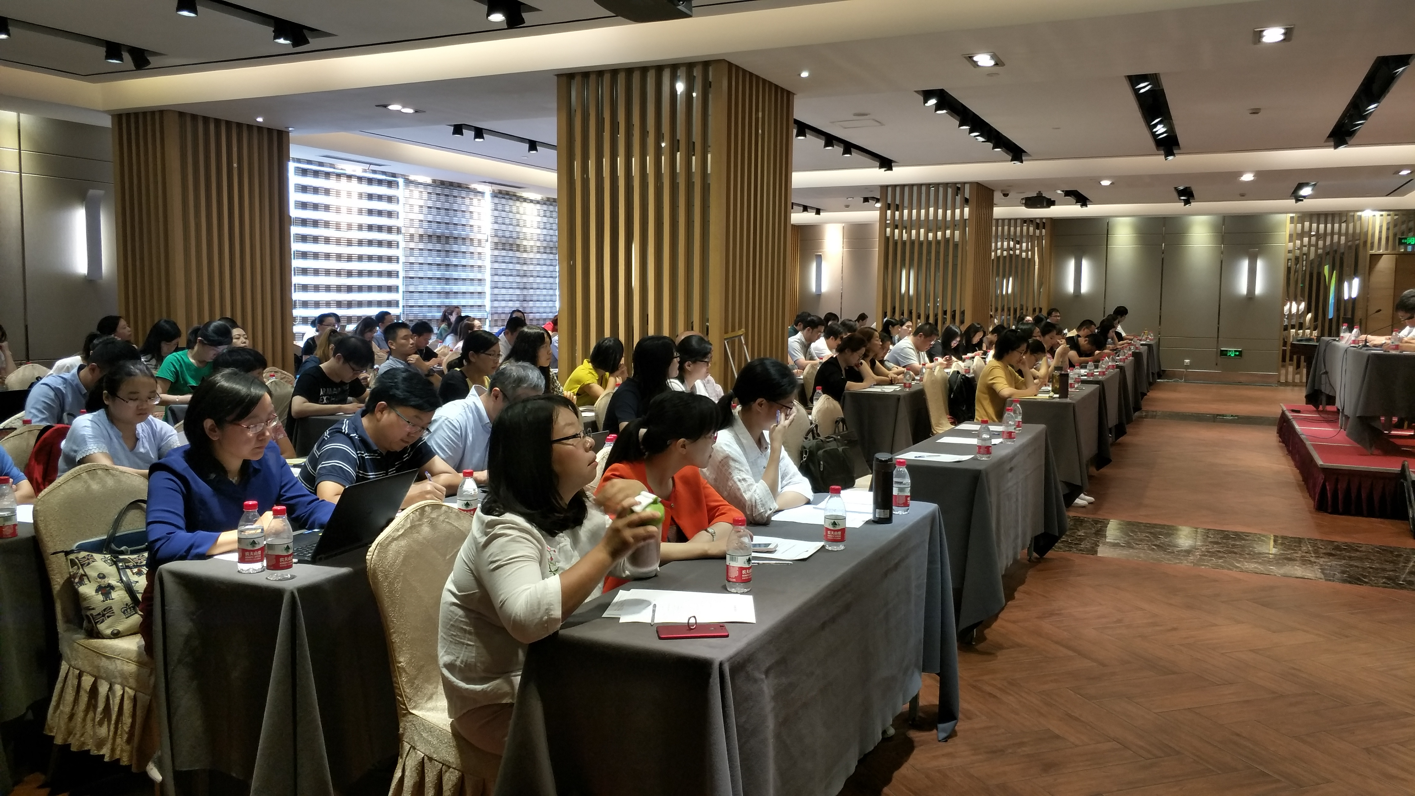 AICM支持上海危险化学品进口环节登记宣贯会议