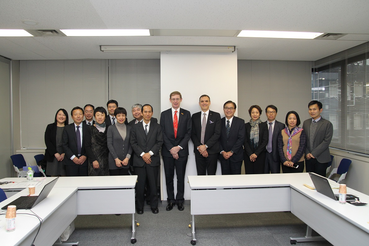 AICM与日本化学工业协会就践行责任关怀及区域间化学品管理法规进展进行交流并共同探讨合作事宜